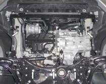 Кольчуга Защита двигателя Skoda Superb III 2015-