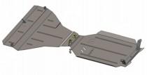 Кольчуга Защита двигателя Subaru Outback IV 2009-2012, АКПП