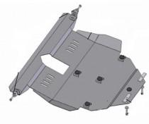 Кольчуга Защита двигателя Toyota Corolla X-XI 2007-, V 1.8