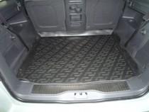 Коврик в багажник Opel Zafira B 2005-2012 полимерный  L.Locker