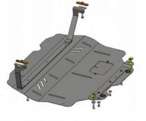 Кольчуга Защита двигателя Volkswagen Caddy WeBasto 2004-2011, электроусилитель