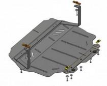 Защита двигателя Volkswagen Caddy GP 2011-