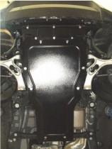 Кольчуга Защита двигателя Volkswagen Touareg 2011-