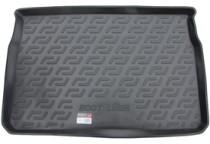 L.Locker Коврик в багажник Peugeot 208 hatchback 5 дверный 2012- полимерный