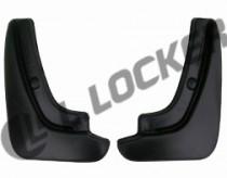 Брызговики Chevrolet Cruze UN 2013- задние к-т L.Locker
