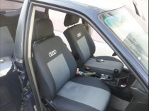 Оригинальные чехлы Audi A6 (C5) цельный салон EMC