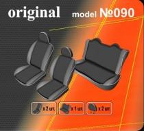 Оригинальные чехлы Chevrolet Aveo HB/SD 2003-2008 EMC