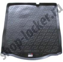 L.Locker Коврик в багажник Peugeot 301 sedan 2012-  полиуретановый