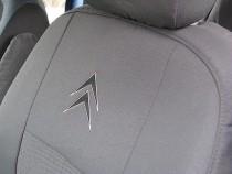 Оригинальные чехлы Citroen С4 Cactus 2014- EMC