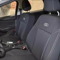Оригинальные чехлы Ford Focus 2014- Hatchback EMC