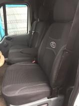 Оригинальные чехлы Ford Custom 2013- 1+1 EMC