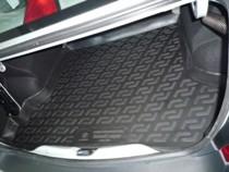 Коврик в багажник Renault Logan 2004-2013 увеличенный полимерный  L.Locker