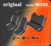 Оригинальные чехлы ВАЗ 2114/2115 EMC