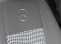 Оригинальные чехлы Mercedes Sprinter 2006- 1+2 EMC