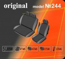 Оригинальные чехлы Mercedes Vito 2003- 1+2 EMC