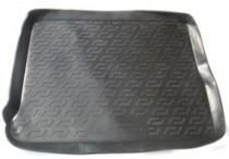Коврик в багажник Renault Scenic 2009- полимерный L.Locker