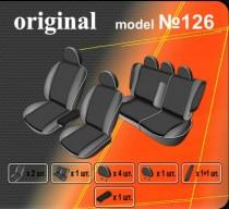 Оригинальные чехлы Mitsubishi Pajero Wagon 2007- 5 мест EMC