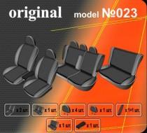 Оригинальные чехлы Mitsubishi Pajero Wagon 2007- 7 мест EMC