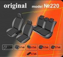 Оригинальные чехлы Mitsubishi Pajero Sport  2008-2013 EMC