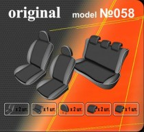 EMC Оригинальные чехлы Nissan Almera Classic standart