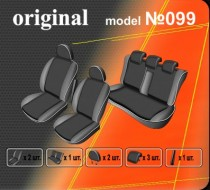 Оригинальные чехлы Nissan Note 2006-2013 EMC