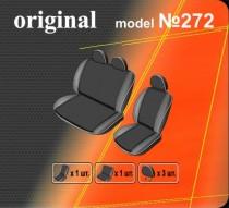 Оригинальные чехлы Opel Vivaro 1+2 EMC