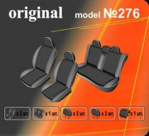 ќригинальные чехлы Opel Zafira B 5 мест