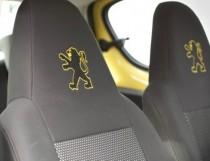 EMC Оригинальные чехлы Peugeot 107 3D