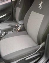 EMC Оригинальные чехлы Peugeot 208 hatchback 5 дверей 2012-