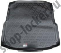 оврик в багажник Skoda Octavia A7 box полимерный