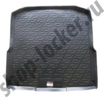 оврик в багажник Skoda Octavia A7 Combi полимерный