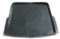 оврик в багажник Skoda SuperB combi 2009-2015 полимерный