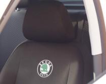 Оригинальные чехлы Skoda Superb 2008-2015 EMC