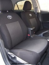Оригинальные чехлы Toyota Avensis 2009- EMC
