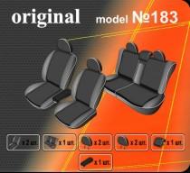 Оригинальные чехлы Toyota Land Cruiser 200 2007-2014 5 мест EMC