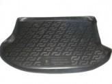 Коврик в багажник Subaru Impreza hatchback 2007-2012 полиуретановый L.Locker