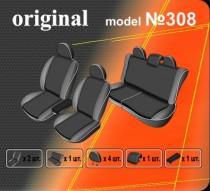 Оригинальные чехлы VW Amarok EMC