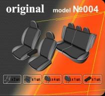 Оригинальные чехлы VW Caddy 2004-2010 5 мест EMC