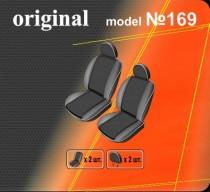 Оригинальные чехлы VW Caddy 2004-2010 1+1 EMC