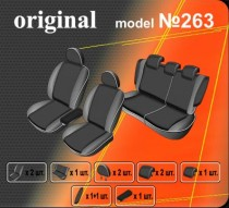 Оригинальные чехлы VW Golf 6 Variant EMC
