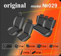 Оригинальные чехлы VW Passat B6 SD 2005-2010 EMC