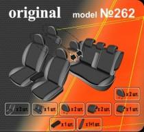 Оригинальные чехлы VW Passat B7 SD EMC