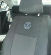 Оригинальные чехлы VW T5 Caravelle 10 мест 2003-2009 EMC
