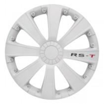 Колпаки 4Racing RST White R15 4 Racing