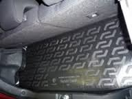 L.Locker Коврик в багажник Suzuki Swift 2005-2011 верхний полимерный