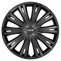 Колпаки Giga black  R14 Argo
