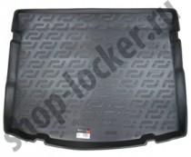Коврик в багажник Toyota Auris 2012- полимерный  L.Locker