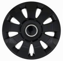 Колпаки Aura ring black R14 Jestic