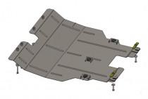 Кольчуга Защита двигателя Chery Tiggo 5 2013-