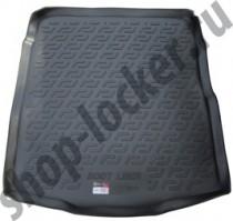 L.Locker Коврик в багажник Volkswagen Passat B8 sedan полимерный